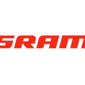 Sram Logo White