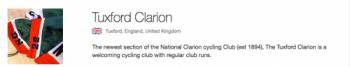 Tuxford Clarion