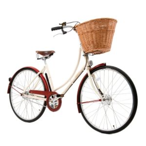 Pashley Sonnet Pure Ivory – Red,