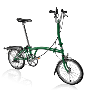 Brompton M3R Apple Green