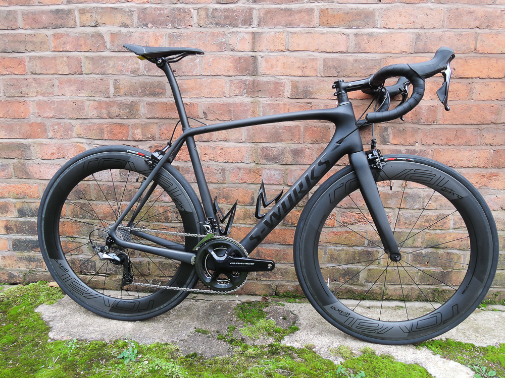 S Works Tarmac Dura Ace 9100 56cm Black Bridgegate Cycles